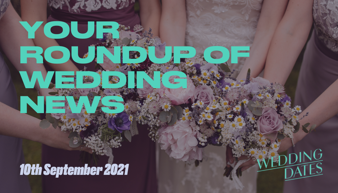 Tying the Knot Wedding Roundup 10th September