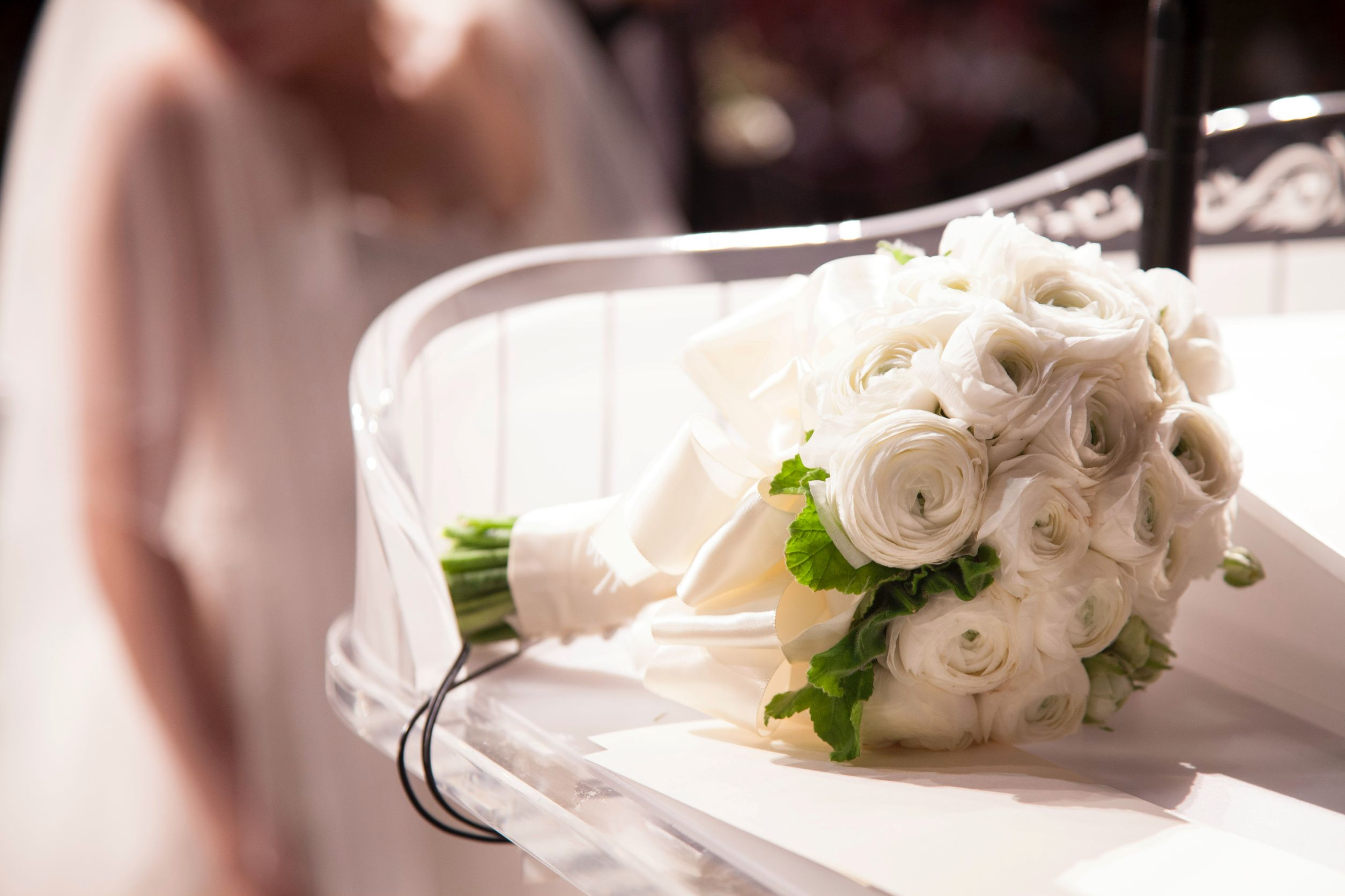 Normality - wedding bouquet